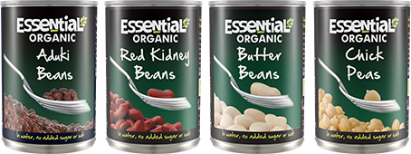 Essential Organic Tinned Pulses